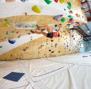 Mountain Strong Bouldering Gym